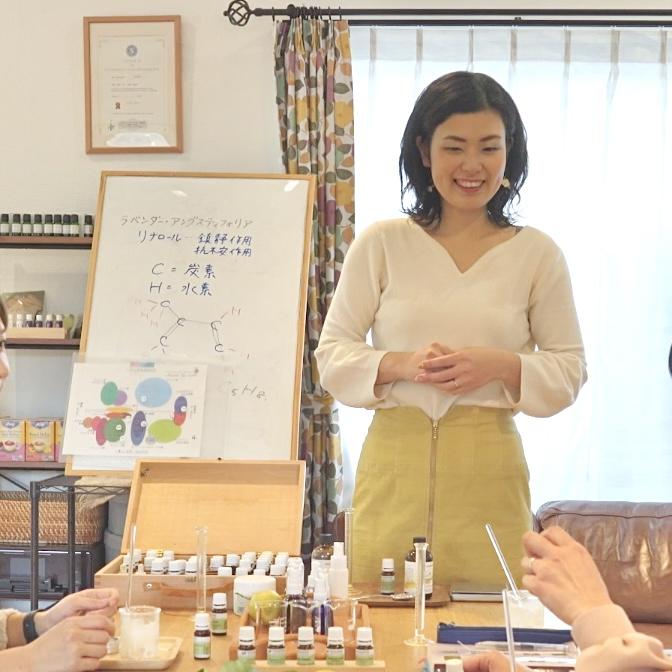 鎌倉アロマ&メンタルケア Asante Ma santé